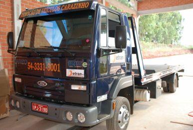 Ford Cargo 815 E