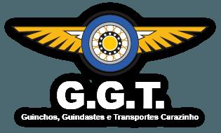 GGT - Guinchos, Guindastes e Transportes Carazinho / Passo Fundo / Porto Alegre / Sarandi